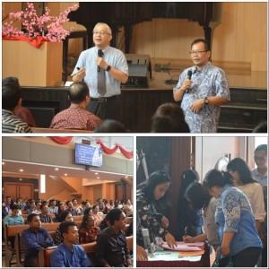 Seminar Kepemimpinan Dr. Joshua Tingupload